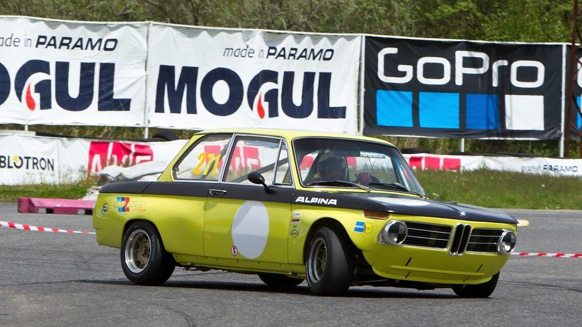 Fotky ze závodu na Autodromu Sosnová od Honzy Piláta