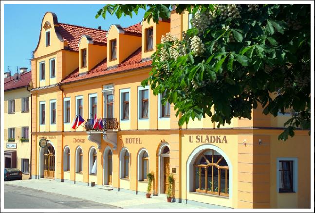 Možnost ubytování k závodu Letiště Křiženec-Vysoké Jamné